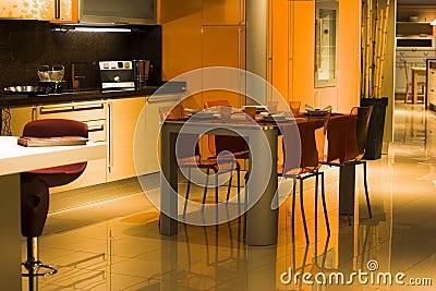 Dream dinning room