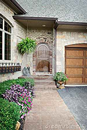 Dream Home Back Door