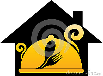 Dream home cooking logo
