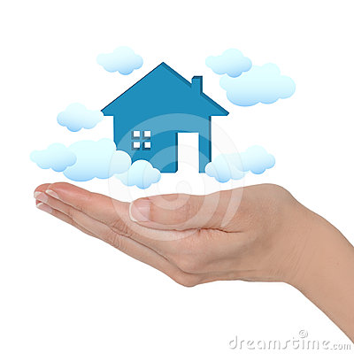 Dream House Royalty Free Stock Images - Image: 24562499