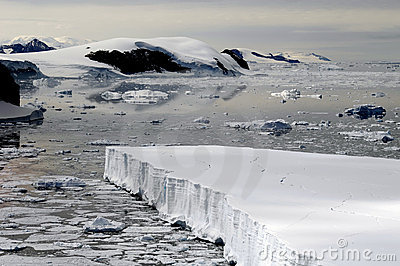 Dream in ice
