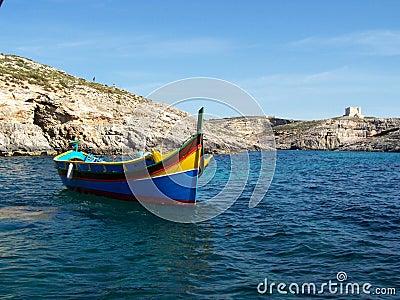 A dream island holiday mediteranean