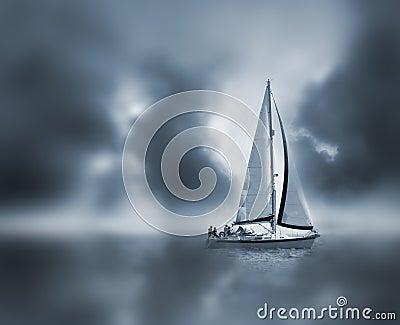 Dream Sail Boat