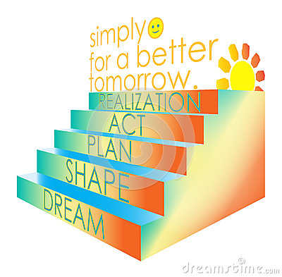 Dream Shape Plan For a Better Tomorrow