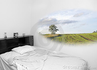 Dream Time (Mixed, Color and Black and White)
