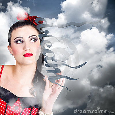 Free Dream To Make Believe. Growth Of Imagination Stock Images - 32395774