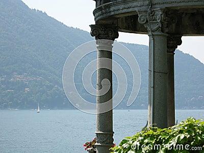 A dream venue Lake Como