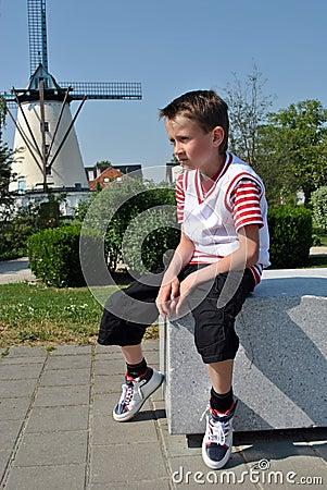 Dreamer kid