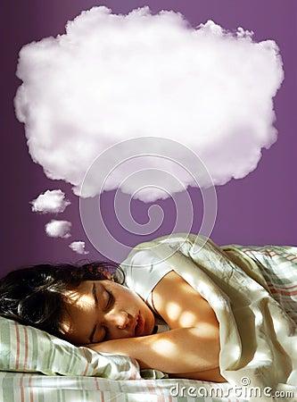 Dreaming Girl