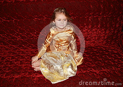Dreaming princess