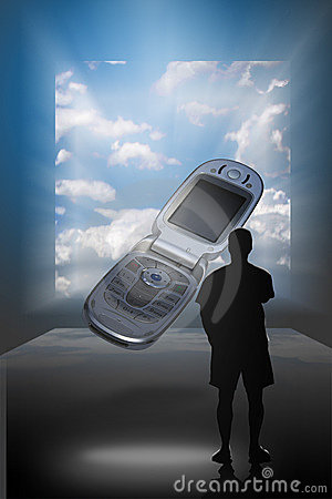 dreaming vision Cell phones
