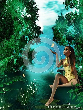 Free Dreamland Stock Photo - 1688080