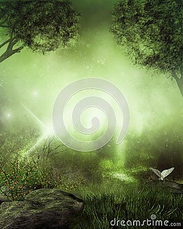 Free Dreamland Stock Image - 8108881
