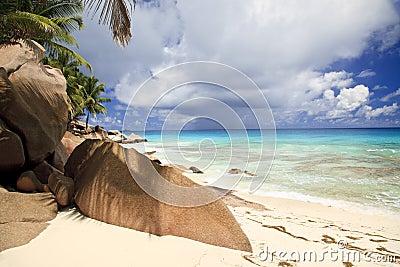 Dreamlike South Seas beach