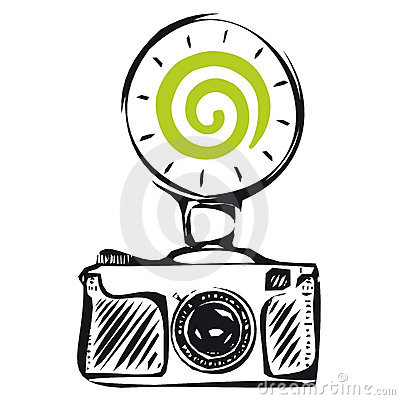 Free Dreamstime Flash (vector) Royalty Free Stock Image - 7313966