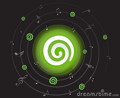 Dreamstime music notes