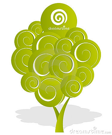 Free Dreamstime Tree Royalty Free Stock Image - 7540606