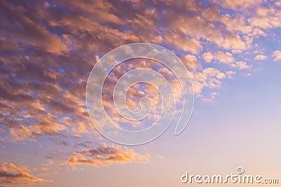 Dreamy clouds