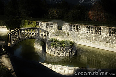 Dreamy park