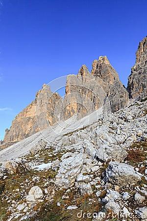 Drei Zinnen mountain