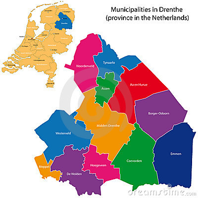 Drenthe - province of the Netherlands