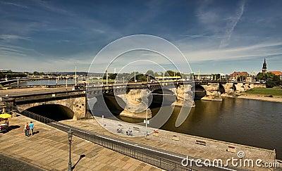 Dresden Editorial Photo