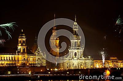 Dresden Fireworks 02