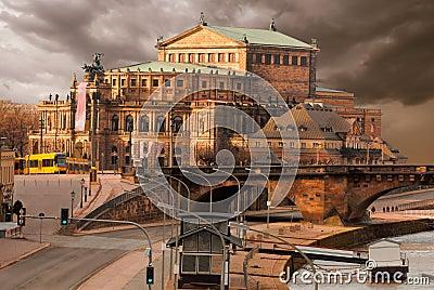Dresden Opera House