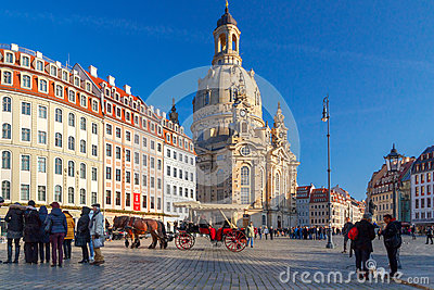 dresden town hall square editorial stock photo image. Black Bedroom Furniture Sets. Home Design Ideas