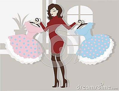 Dress for choice