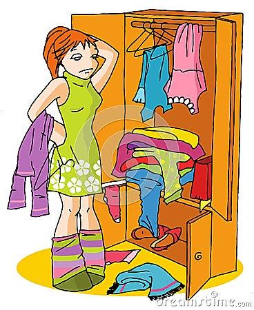 Dress problem 01