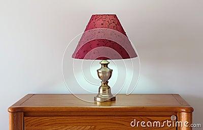 Dresser Table Lamp