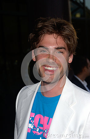 Drew Fuller Editorial Stock Image