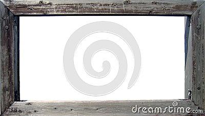 Drewniane ramowy