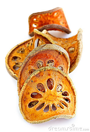 Free Dried Bael Fruit Stock Photography - 11459252