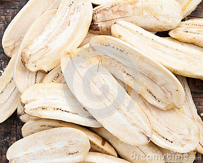 Dried Banana Royalty Free Stock Photos - Image: 24915238