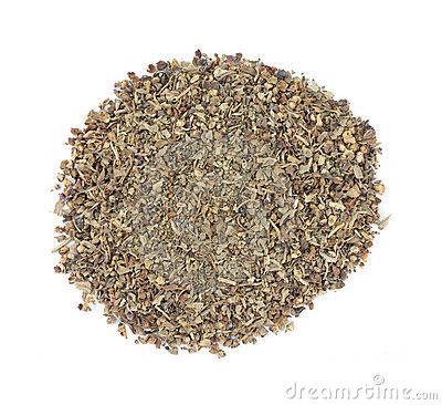 Dried basil seasoning