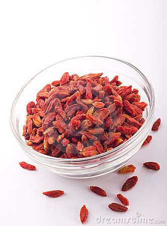 Dried Chinese Wolfberries