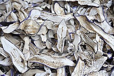 Dried Eggplant