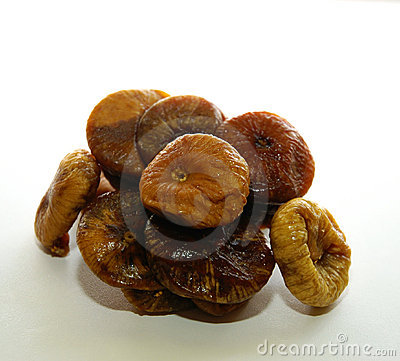 Free Dried Figs Royalty Free Stock Image - 5858006