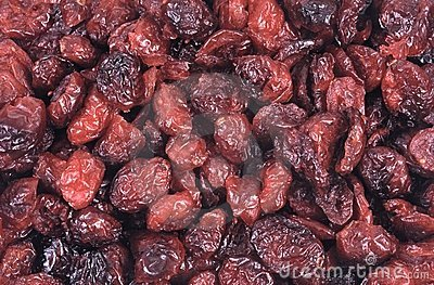 Dried fruit - cranberry
