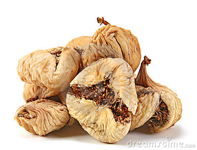 Dried fruit fig