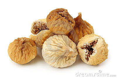 Dried iranian figs