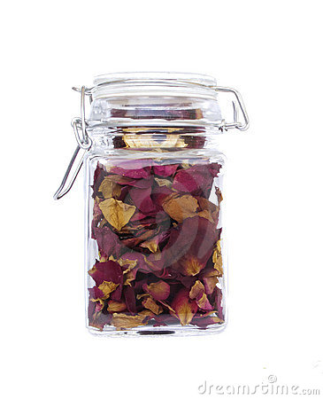 Free Dried Rose Petals Stock Photo - 12183360