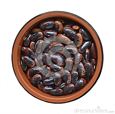 Dried Scarlet Runner Beans