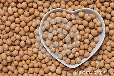 Dried soy bean