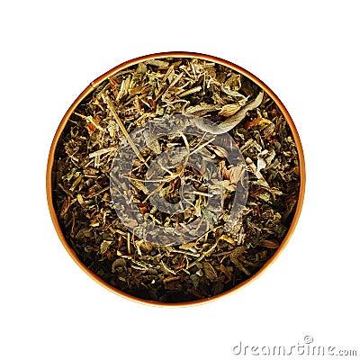 Free Dried Tea Plants Royalty Free Stock Photos - 8851088