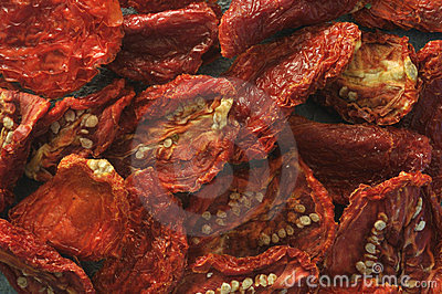 Dried tomatos