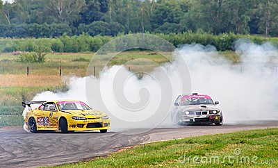 Drift show 2012 Editorial Photography