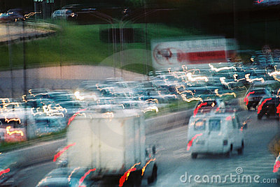 Driftstopptrafik